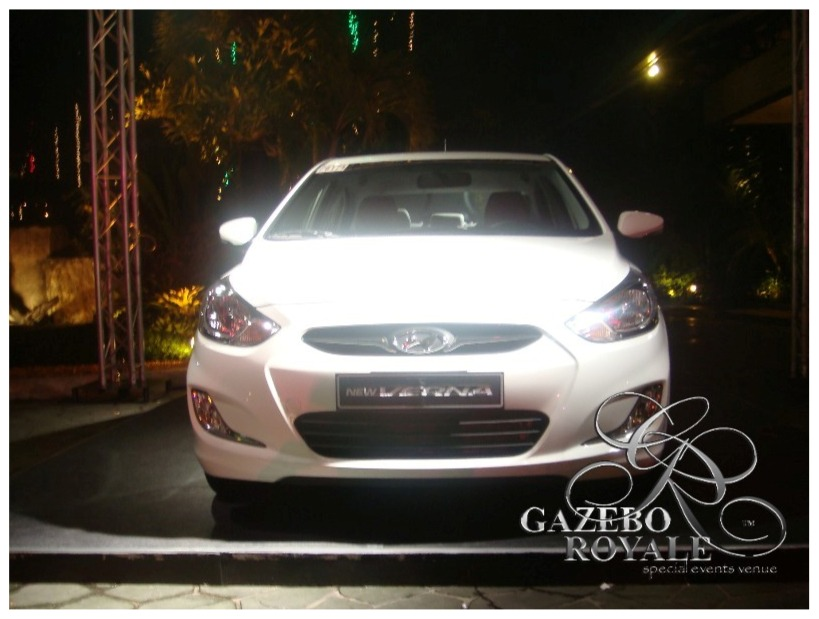 Hyundai VERNA Launch organized by Schroff International Travel Care Inc. (4)