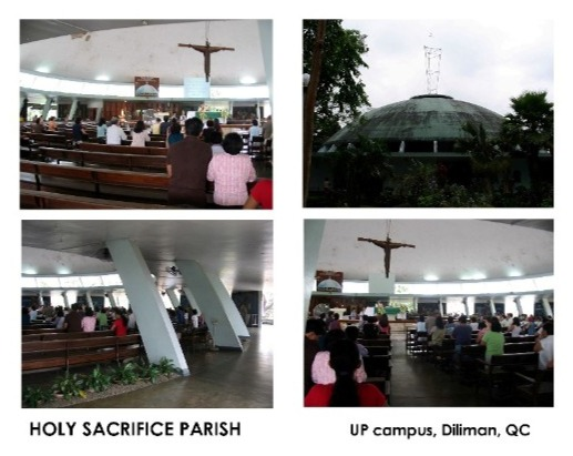 Inside UP Diliman