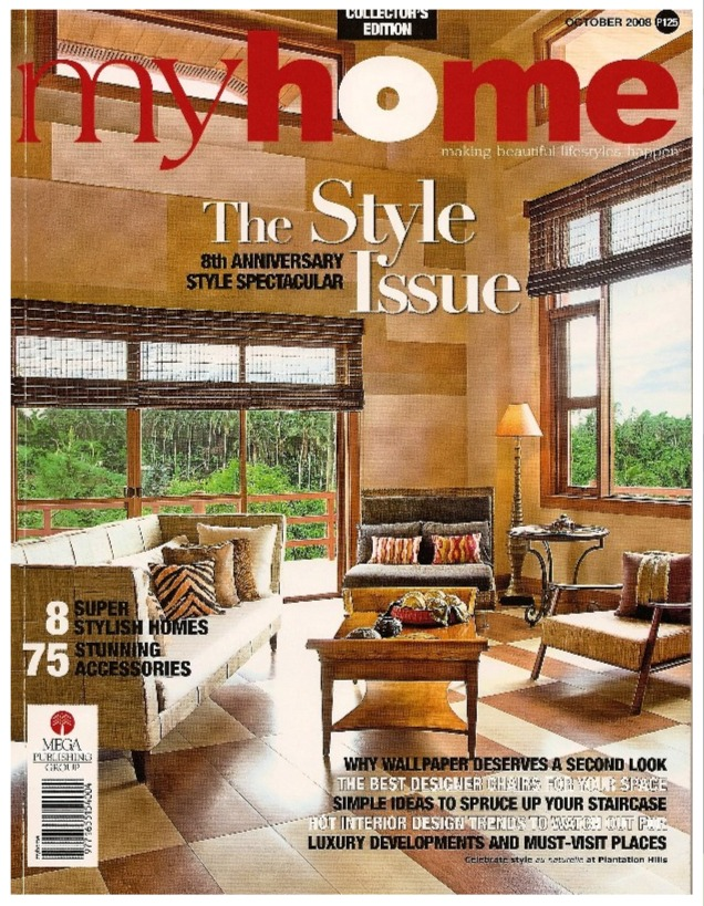 Mega Publishings MyHOME Magazine